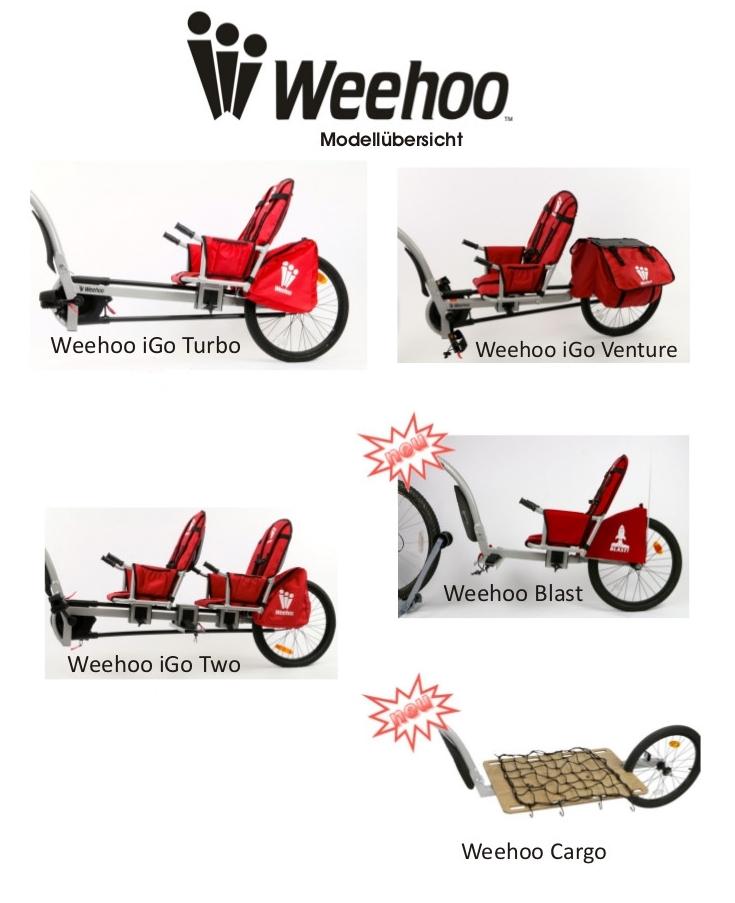 Weehoo Cargo Kinder Korb für Fahrrad Anhänger bestes Weihnachtsgeschenk